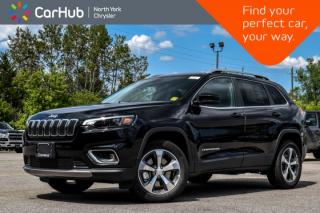 New 2019 Jeep Cherokee Limited|New Car|4x4|Bluetooth|Backup.Cam|Heat.Frnt.Seats|Keyless.Go| for sale in Thornhill, ON