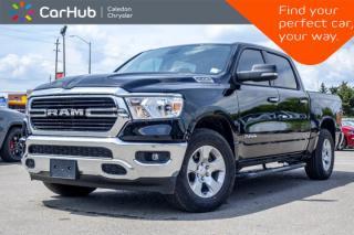 New 2019 RAM 1500 Big Horn|4x4|Navi|Backup Cam|Bluetooth|Apple Car Play|Pwr windows|Pwr Locks|18