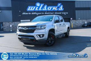 Used 2018 Chevrolet Colorado LT Crew Cab V6 REDLINE EDITION! - Bluetooth, Rear Camera, Remote Start & Much More! for sale in Guelph, ON