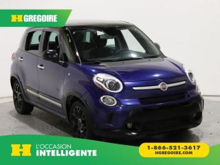 Used 2015 Fiat 500 L TREKKING A/C TOIT for sale in St-Léonard, QC