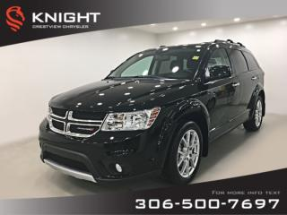Used 2015 Dodge Journey R/T AWD V6 | Leather | Remote Start for sale in Regina, SK