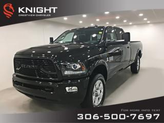 Used 2018 RAM 3500 Laramie Crew Cab | Remote Start for sale in Regina, SK
