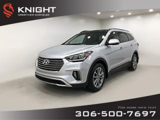 Used 2017 Hyundai Santa Fe XL Limited AWD | Leather | Sunroof | Navigation for sale in Regina, SK