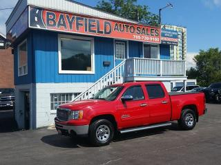 Used 2011 GMC Sierra 1500 Nevada Edition Crew Cab 4x4 **4.8L/Only 119k!** for sale in Barrie, ON
