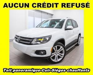 Used 2015 Volkswagen Tiguan for sale in St-Jérôme, QC
