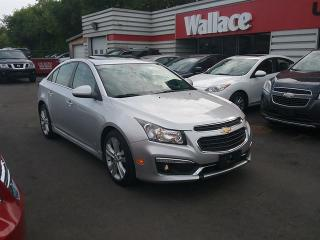 Used 2015 Chevrolet Cruze 2LT RS pkg LOW KMS!!! for sale in Ottawa, ON