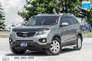 Used 2012 Kia Sorento AWD V6 1owner KiaServiced Certified Spotless LowKm for sale in Bolton, ON