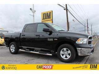 Used 2017 RAM 1500 SXT CREW HEMI 5.7L for sale in Salaberry-de-Valleyfield, QC