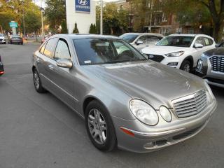 Used 2006 Mercedes-Benz E-Class E320 CDI 2006 **DIESEL,NAV,CUIR,TOIT,DIE for sale in Montréal, QC