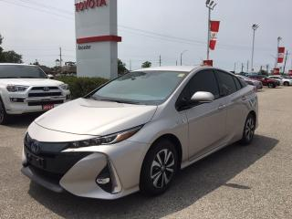 Used 2018 Toyota Prius Prime UPGRADE|HUD DISPLAY|NAVI|BLUETOOTH for sale in Ancaster, ON