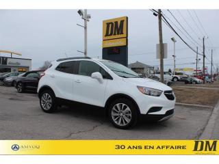 Used 2018 Buick Encore PRIVILÉGIÉ ** 6 000 KM **  CAMERA RECUL for sale in Salaberry-de-Valleyfield, QC