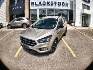 Used 2017 Ford Escape SE for sale in Orangeville, ON