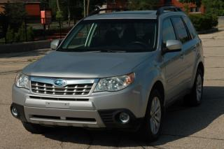 Used 2011 Subaru Forester 2.5 X Touring Package VERY Clean | Bluetooth | CERTIFIED for sale in Waterloo, ON