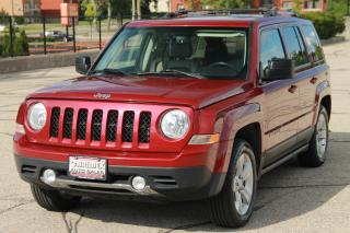 Used 2015 Jeep Patriot Limited 4x4 | Navi | Leather | CERTIFIED for sale in Waterloo, ON