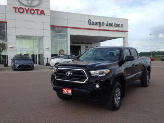 Used 2016 Toyota Tacoma SR5 for sale in Renfrew, ON