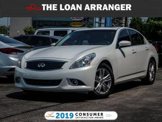 Used 2013 Infiniti G37 X for sale in Barrie, ON