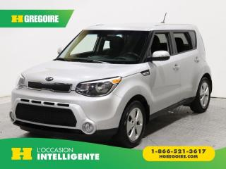 Used 2016 Kia Soul LX+ A/C GR ELECT for sale in St-Léonard, QC