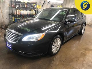 Used 2012 Chrysler 200 Remote start * Projection headlights * Climate control * Phone connect * Hands free steering wheel controls * Power windows/locks/mirrors * Telescopic for sale in Cambridge, ON