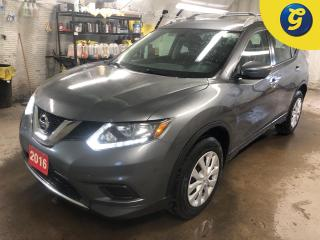 Used 2016 Nissan Rogue AWD * Back up camera* Sport/Economy mode * Heated mirrors * Hands free steering wheel controls * Phone connect * Voice recognition * Keyless entry * C for sale in Cambridge, ON