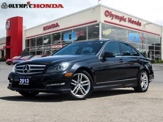 Used 2013 Mercedes-Benz C 300 4MATIC for sale in Guelph, ON