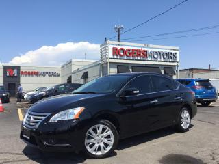 Used 2015 Nissan Sentra SL - NAV- LEATHER - SUNROOF for sale in Oakville, ON