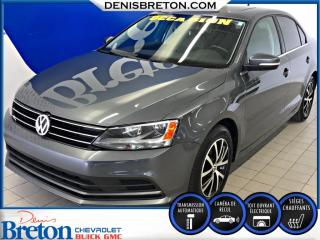 Used 2016 Volkswagen Jetta for sale in St-Eustache, QC