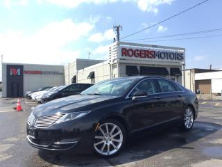 Used 2016 Lincoln MKZ 2.0ECOBOOST AWD - NAVI - PANO ROOF - SELF PARKING for sale in Oakville, ON