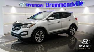 Used 2013 Hyundai Santa Fe Sport SE AWD + GARANTIE + TOIT + MAGS + CUIR ! for sale in Drummondville, QC