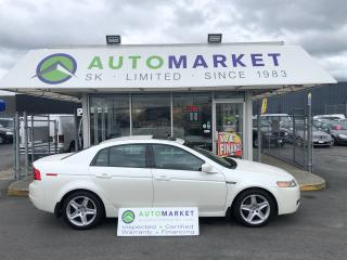Used 2006 Acura TL 6-Speed MT FREE BCAA! FINANCE FOR ANY CREDIT! for sale in Langley, BC