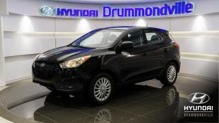 Used 2012 Hyundai Tucson GL + AWD + GARANTIE + A/C + CRUISE + WOW for sale in Drummondville, QC