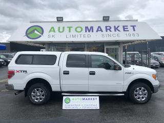 Used 2013 Ford F-150 XLT SuperCrew 6.5-ft. Bed 4WD FREE BCAA for sale in Langley, BC