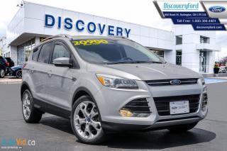 Used 2015 Ford Escape Titanium for sale in Burlington, ON
