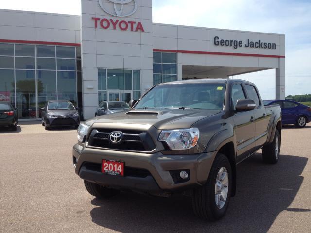 2014 Toyota Tacoma TRD Sport