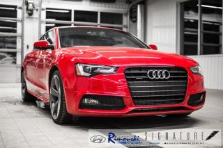 Used 2014 Audi A5 Progressiv S-LINE for sale in Rimouski, QC