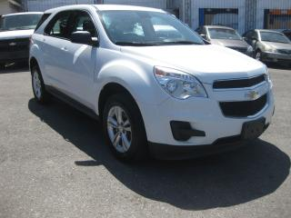 Used 2015 Chevrolet Equinox LS AWD 2.4L 4cylinder AC Cruise PL PM PW for sale in Ottawa, ON