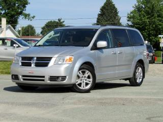 Used 2010 Dodge Grand Caravan SXT 4.0L + STOWN'GO + CLIMATISEUR + 7 PA for sale in Magog, QC