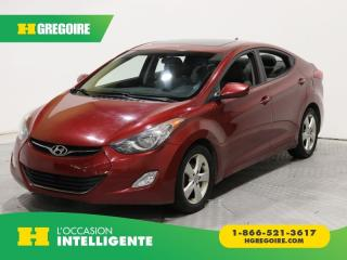 Used 2013 Hyundai Elantra GLS A/C TOIT MAGS for sale in St-Léonard, QC