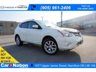 Used 2012 Nissan Rogue SV | SUNROOF | REAR CAM | HEATED SEATS for sale in Hamilton, ON