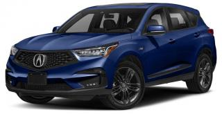Used 2020 Acura RDX A-Spec for sale in Burlington, ON