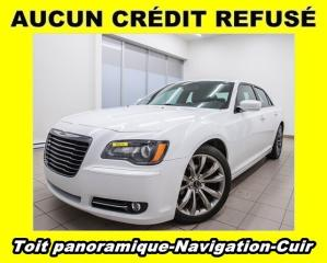 Used 2014 Chrysler 300 S CUIR NAV SIÈGES CHAUFFANTS TOIT PANO *BAS KM* for sale in Mirabel, QC
