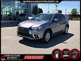 Used 2018 Mitsubishi RVR SE 2X4 CAMERA MAGS BLUETOOTH for sale in St-Jérôme, QC