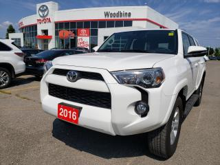 Used 2016 Toyota 4Runner SR5 | 4X4 | ONE OWNER for sale in Etobicoke, ON