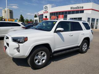 Used 2016 Toyota 4Runner SR5 | 4X4 | ONE OWNER for sale in Etobicoke, ON