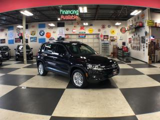 Used 2016 Volkswagen Tiguan 2.0 TSI SPECIAL EDITION AUT0 AWD PANO/ROOF CAMERA for sale in North York, ON