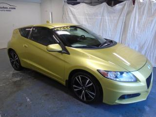 Used 2013 Honda CR-Z 2013 Honda - 3dr for sale in Ancienne Lorette, QC