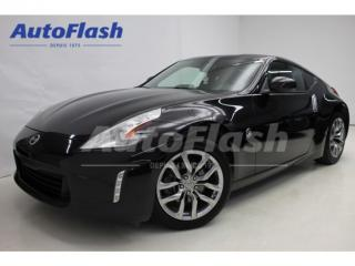 Used 2013 Nissan 370Z Touring * M6 * Cuir-Brun! / Brown-Leather for sale in St-Hubert, QC