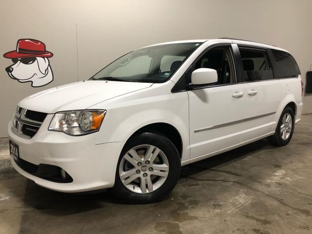 2014 Dodge Grand Caravan Crew LOADED!