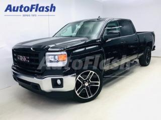 Used 2015 GMC Sierra 1500 SLE 5.3L Crew-Cab * Mag-22 * 5-Pass * Showroom for sale in St-Hubert, QC