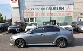Used 2016 Mitsubishi Lancer SE LIMITED TOIT+CAMERA+AILERON+MAGS for sale in St-Hubert, QC