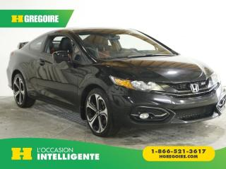 Used 2014 Honda Civic SI GR ELEC CAMÉRA for sale in St-Léonard, QC